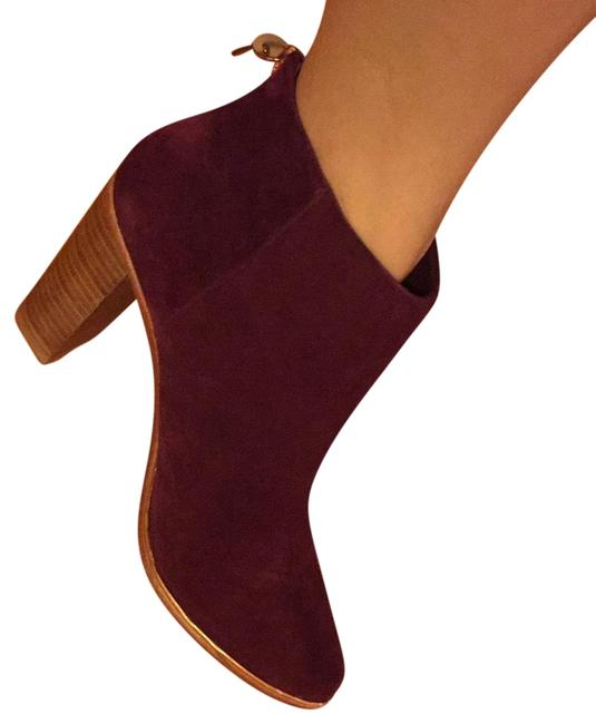 Ted Baker Purple Lorca Boots/Booties Size US 7.5 Regular (M, B) Ted Baker Purple Lorca Boots/Booties Size US 7.5 Regular (M, B) Image 1