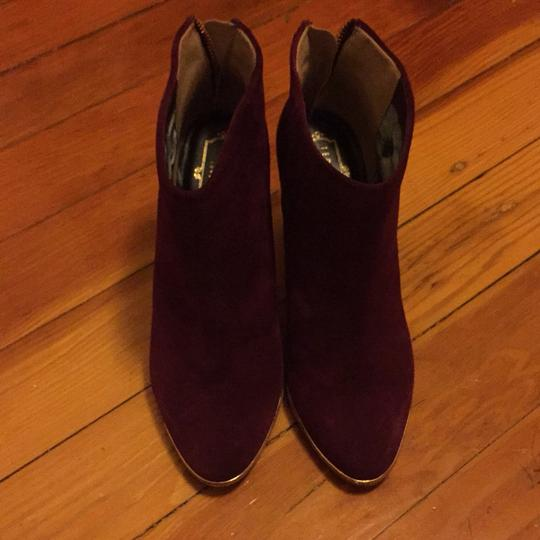 Ted Baker Purple Boots Image 1
