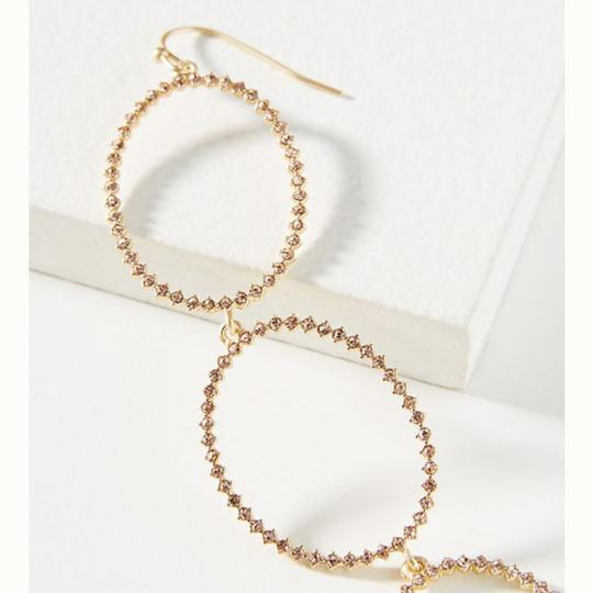 Anthropologie Anthropologie drop earring Image 1