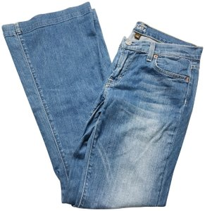 Fossil Fossiljeans Fossilclothes Fossilflarejeans Flarejeans Mediumwashflarejeans Flare Leg Jeans-Medium Wash
