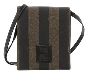4a68b183fed0 Added to Shopping Bag. Fendi Canvas Cross Body Bag. Fendi Vintage Pequin ...