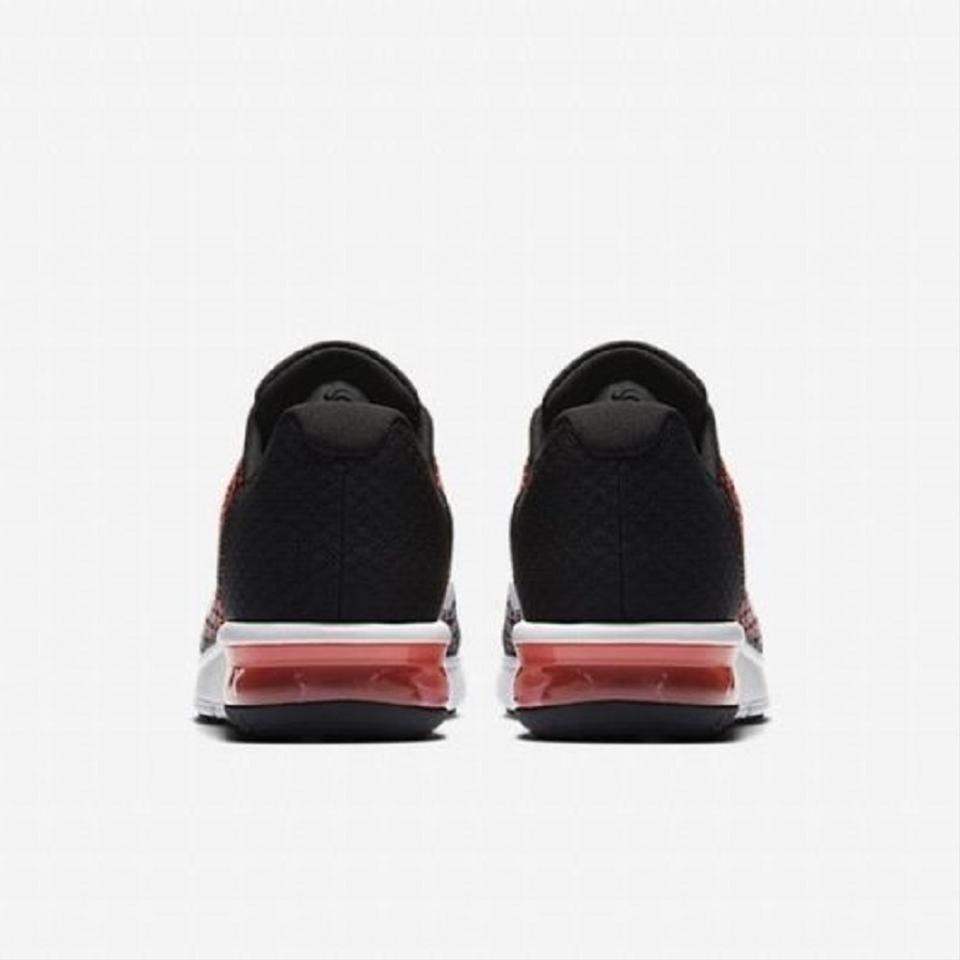 8c1f43ed43 Nike Black/White/Pink Black/Pink/White Womens Air Max Sequent 2 ...