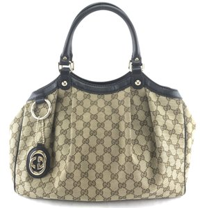 Gucci Sukey Guccissima Hobo Shoulder Bag