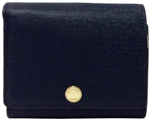 9871fedcb2b796 MICHAEL Michael Kors Michael Michael Kors Color Block Navy Saffiano Leather  Bifold Wallet
