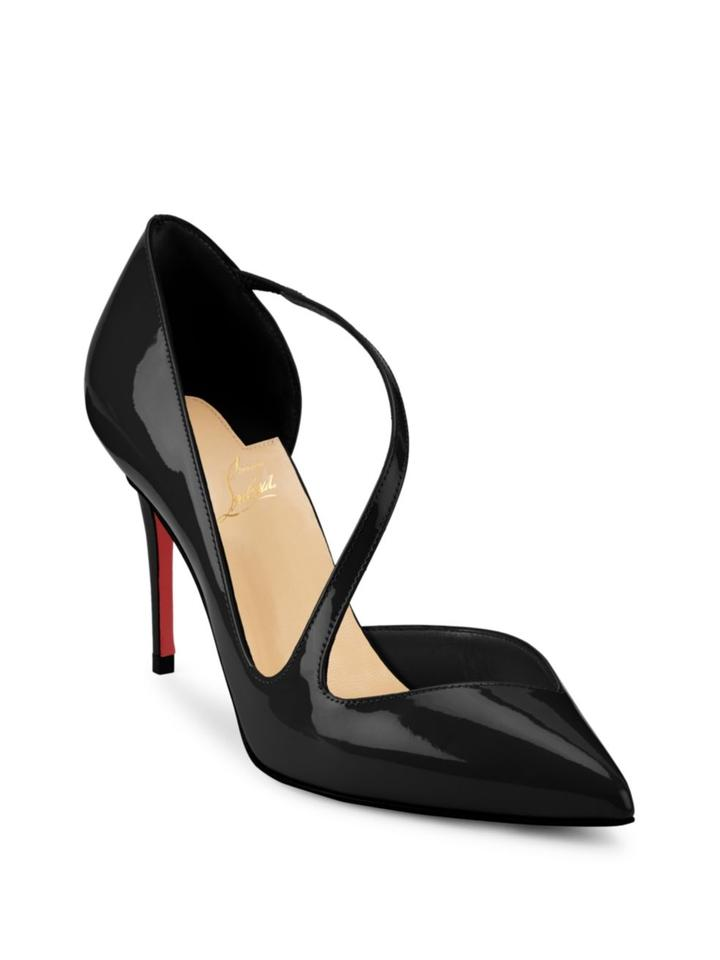 new styles 116f0 dbba9 Black Jumping Point 85 Pumps
