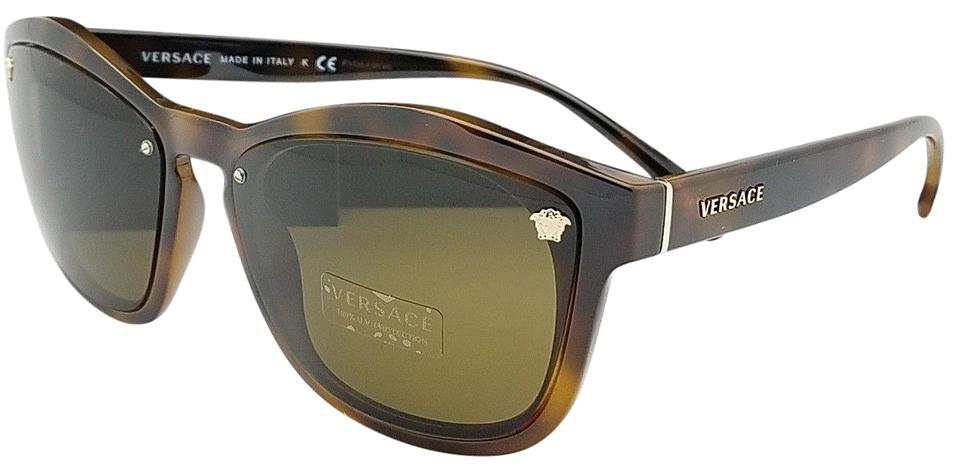 f9c5b5192e6a Versace New Versace sunglasses VE4350 527673 57 Tortoise Gold Medusa 4350  Cate Image 0 ...