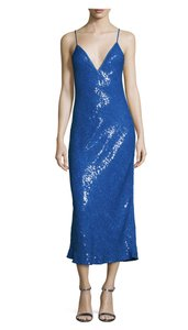 Diane von Furstenberg Sequin Slip New With Tags Dress