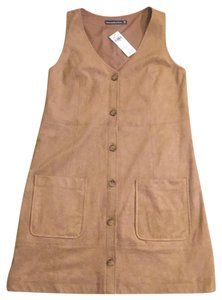 Abercrombie & Fitch short dress Brown on Tradesy