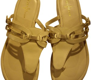 Cole Haan Cream Sandals