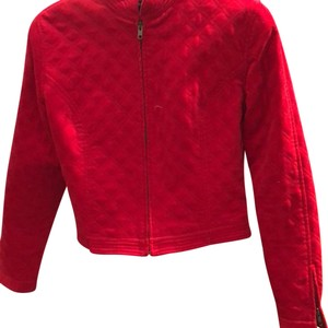 Tracy Reese red Jacket