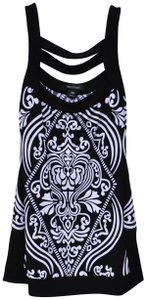 White House | Black Market Night Out Date Night Work Top Black