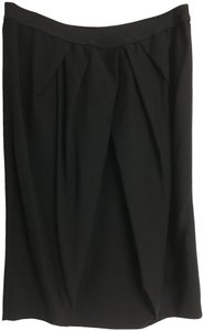 Hache Skirt Black
