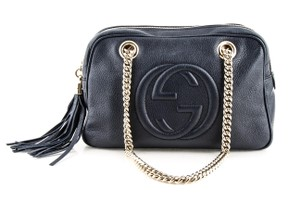 51b06e640d9 Gucci Soho Leather Shoulder Bags - Up to 70% off at Tradesy (Page 4)