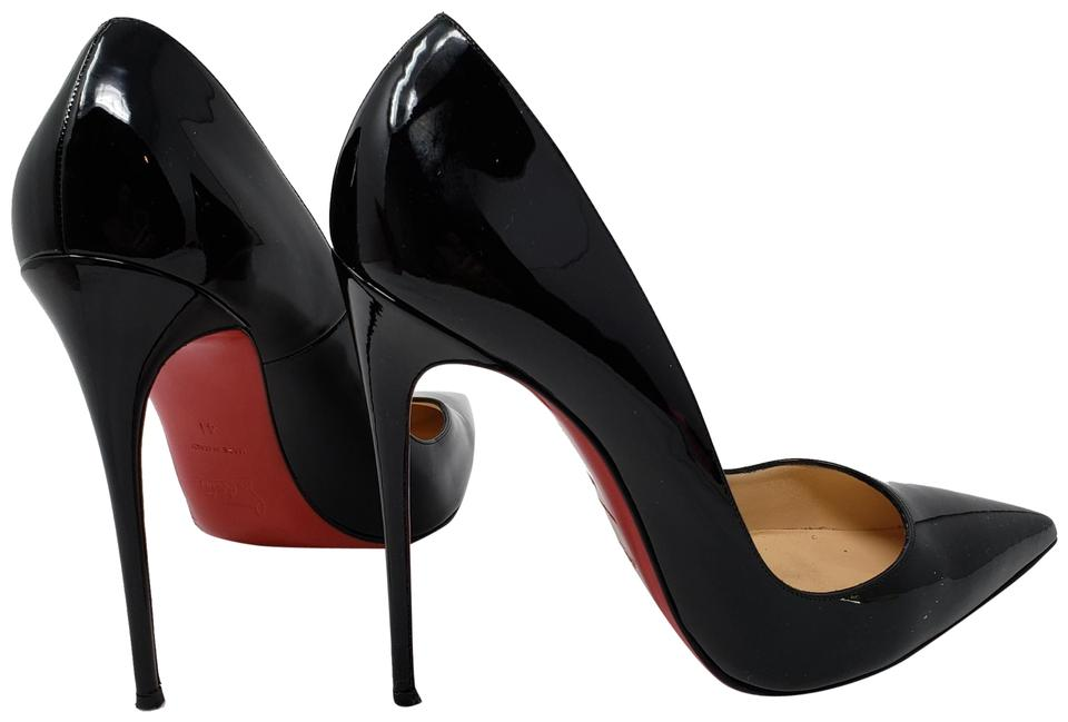 best cheap 33231 ced7d Christian Louboutin Black Patent Leather So Kate 120 Pumps Size EU 41  (Approx. US 11) Regular (M, B) 35% off retail