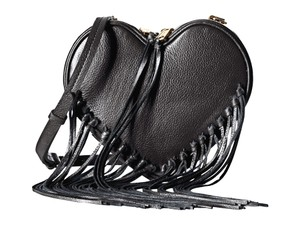 Rebecca Minkoff Clutches Heart Messenger Hobo Shoulder Bag