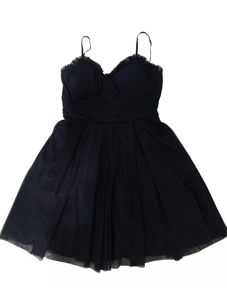 82833f9f91304 Windsor Navy Blue Casual Short Night Out Dress Size 4 (S) - Tradesy