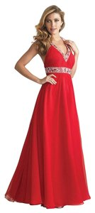 MADISON JAMES Prom Pageant Homecoming Chiffon Dress