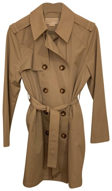 Item - Taupe / Tan Trench Coat Size 12 (L)