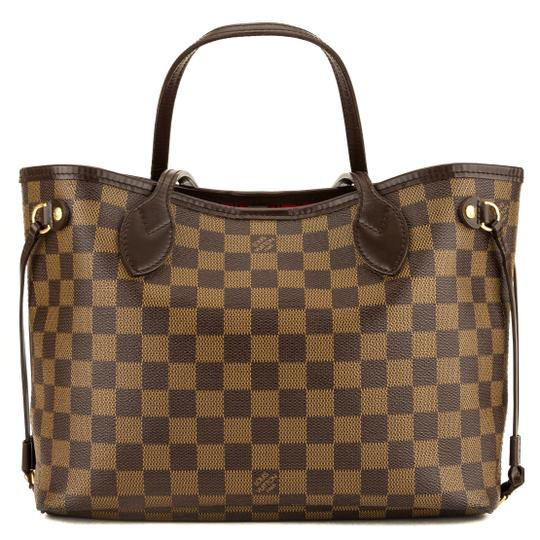 Preload https://img-static.tradesy.com/item/24640286/louis-vuitton-neverfull-pm-3983011-brown-damier-ebene-tote-0-0-540-540.jpg