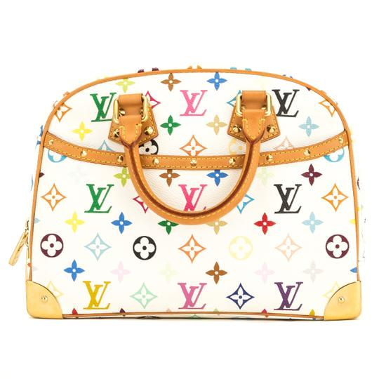 Preload https://img-static.tradesy.com/item/24640540/louis-vuitton-trouville-multicolored-4042050-white-monogram-tote-0-0-540-540.jpg
