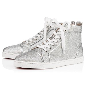 d4c7e2d95dc0 Women s Silver Christian Louboutin Shoes - Up to 90% off at Tradesy ...