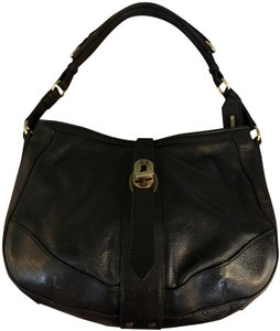 2ffc942e5b6 Black Burberry Hobo Bags - Up to 90% off at Tradesy