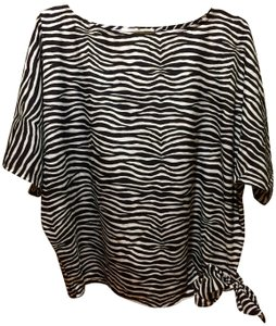 Michael Kors Top Black, White