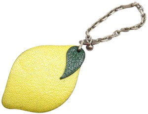 Hermès Lemon Fruit Charm Pendant 233799