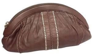 Rebecca Minkoff Rare Chic Designer brown Clutch