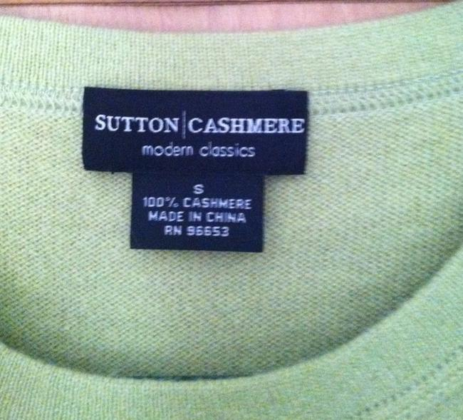Sutton Cashmere Sweater