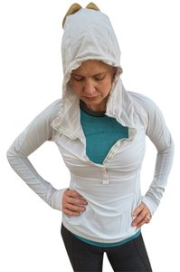 Lululemon See Measurements. Pull Over Ruffle Running Hoodie