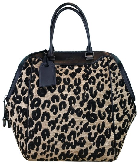 Preload https://img-static.tradesy.com/item/24641860/louis-vuitton-stephen-sprouse-leopard-chenille-sal-brown-leather-satchel-0-1-540-540.jpg