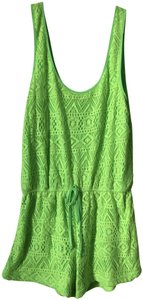 SABO SKIRT Neon Lace Cut-out Casual Dress