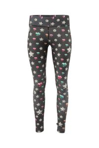 Terez Bedazzled Tall Band Leggings