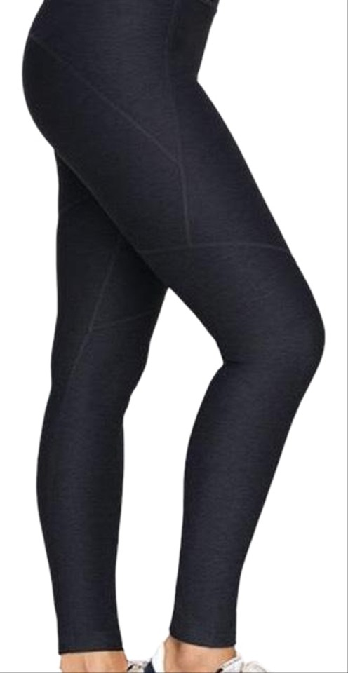 9db5110d8b48fc Outdoor Voices Charcoal Hi-rise 7 8 Warmup Activewear Bottoms Size 8 ...