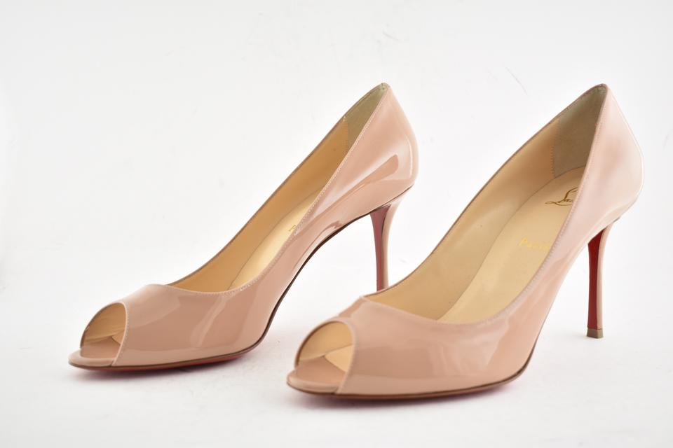 142f6066fd Christian Louboutin Stiletto Pigalle Yootish Patent Ombre Nude Pumps Image  11. 123456789101112