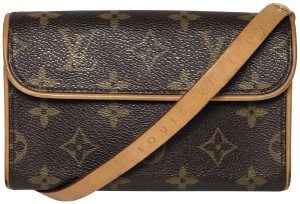 Louis Vuitton Lv Florentine Florentine Bum Monogram Belt Cross Body Bag