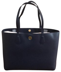 Tory Burch New Brody New Fall New New Tote in Royal Navy