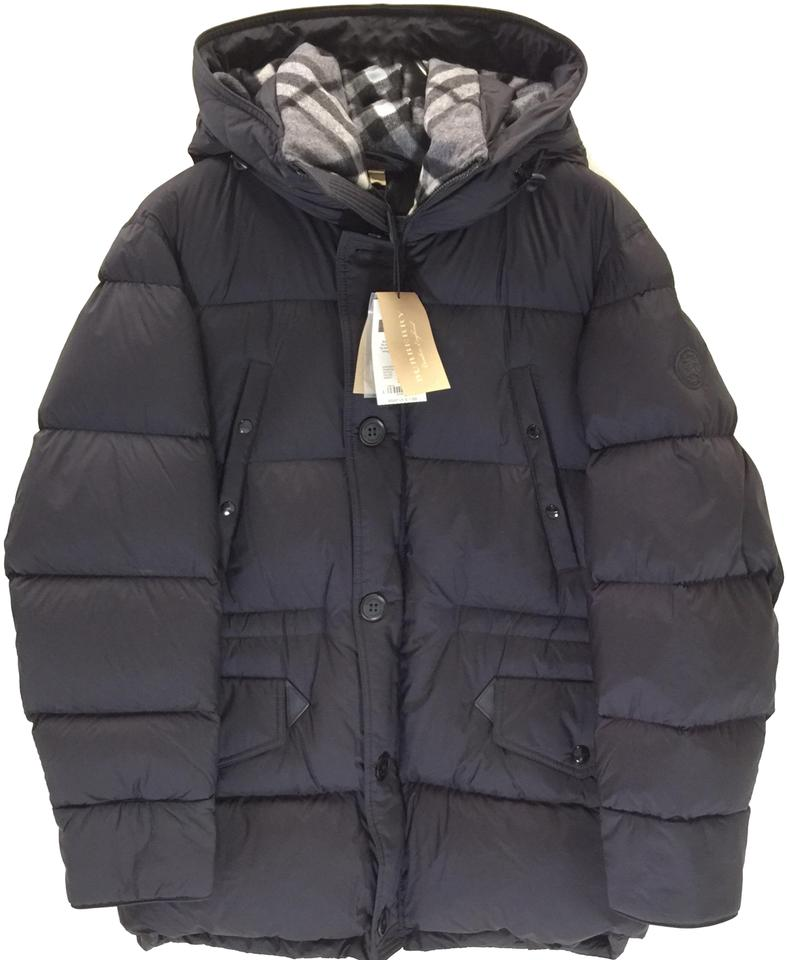 a79c16fe7a0 Burberry Black Men s Hartson Hooded Quilted Jacket 50uk - 40us) Coat ...