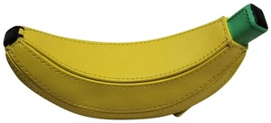 Kate Spade Kate Spade Leather Flights of Fancy Banana Coin Purse