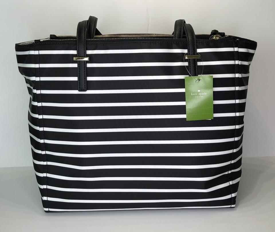 241fef7a8f7 Kate Spade New York Wilson Road Talya and Wallet Set Black White ...