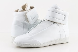 Maison Margiela White Future Hi-top Sneakers Shoes