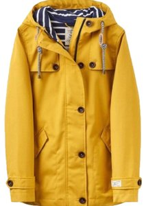 Joules Coat Nautical Preppy Pink Jacket