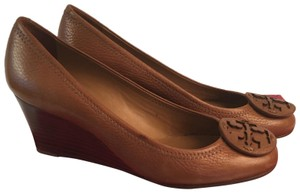 d80f68e4d316 Brown Tory Burch Wedges - Up to 90% off at Tradesy