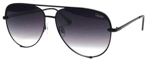 Quay High Key Desi Perkins Large Aviator - FREE 3 DAY SHIPPING - With Tags