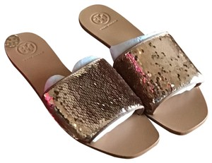 eb5ee5f68f7 Pink Tory Burch Sandals - Up to 90% off at Tradesy