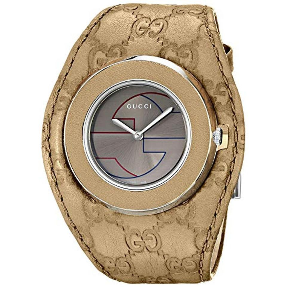 1296913db29 Gucci Gucci YA129426 Women s U-Play Quartz Gucci Watch Image 0 ...