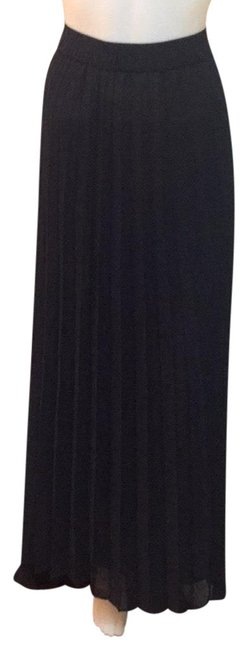 335c4e32b6 Liz Claiborne Navy Pleated Skirt Size 26 (Plus 3x) - Tradesy