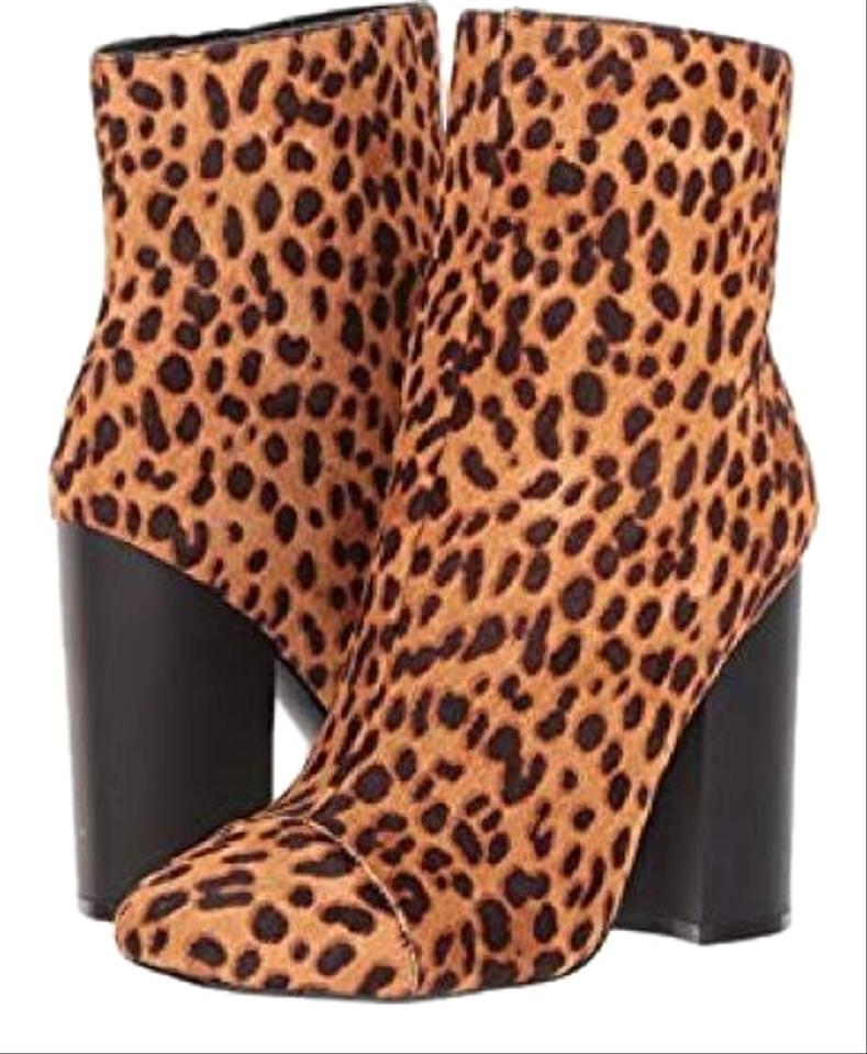 4a4d097715e5 Kendall + Kylie Animal Print And Boots/Booties Size US 6.5 Regular ...