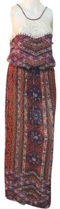 multi Maxi Dress by City Triangles